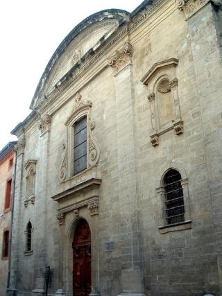 L'ancien noviciat des Jésuites