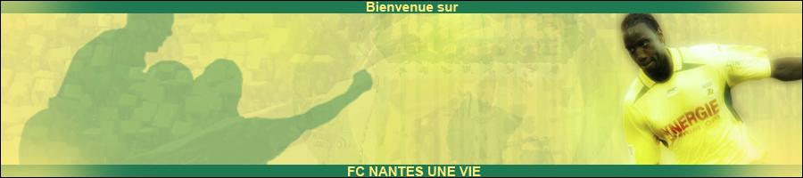 FC NANTES UNE VIE