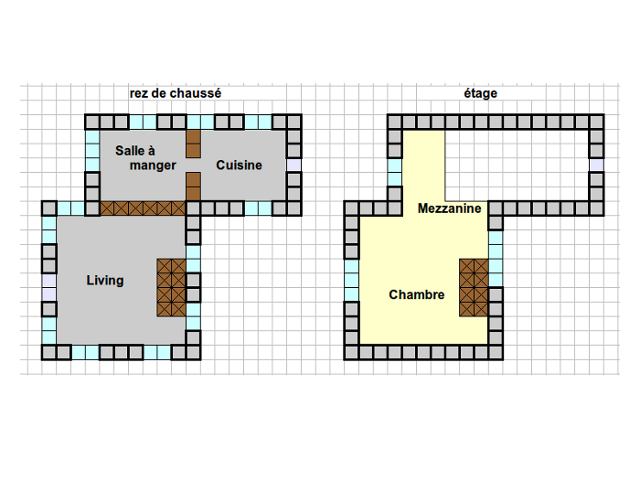 Plan construction maison minecraft ventana blog for Minecraft construction d une maison
