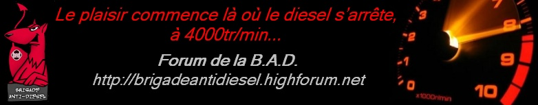 Le forum de la B.A.D