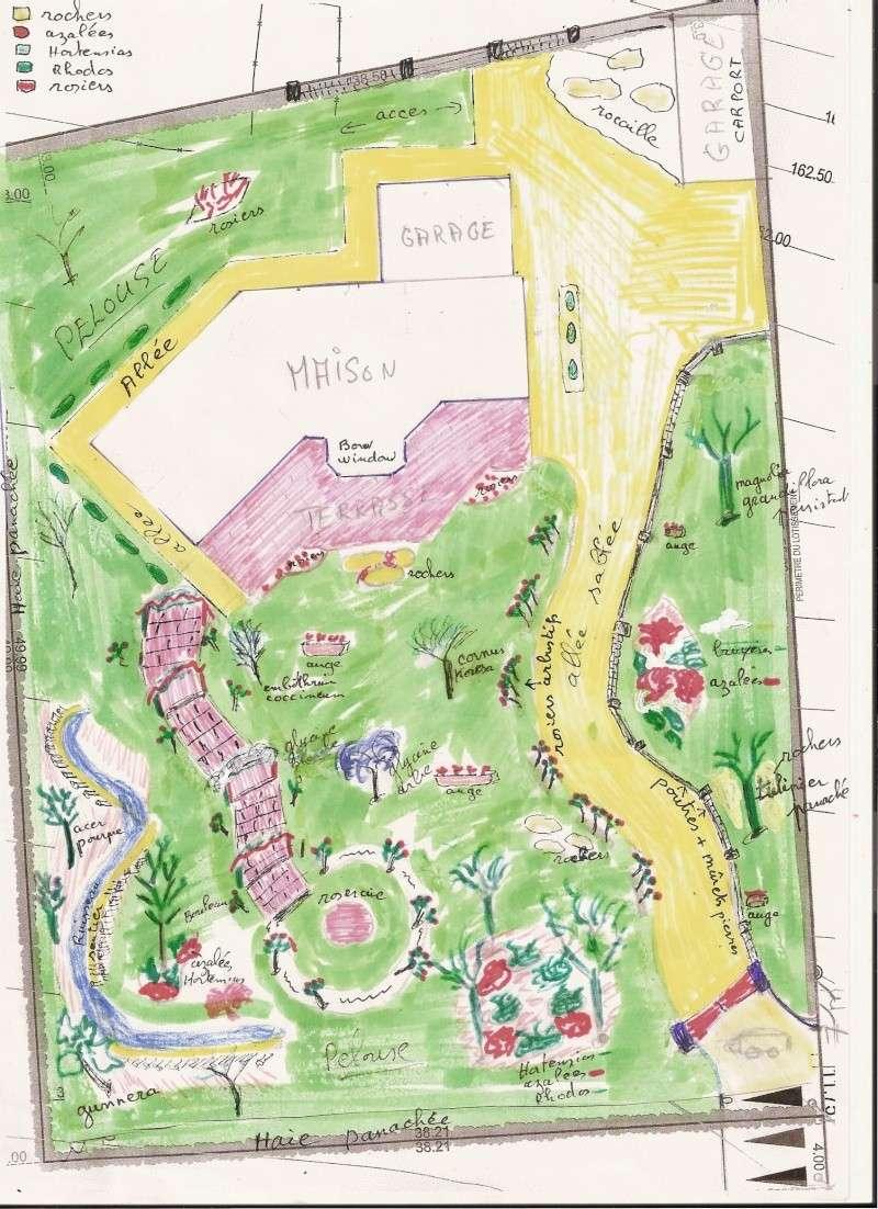 Plan de jardin recherche skytopic for Dessiner plan jardin