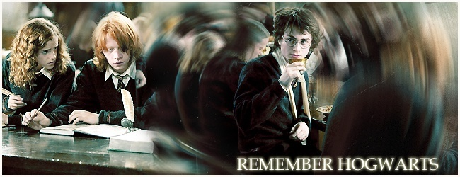 Remember Hogwarts