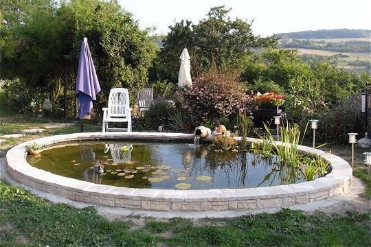 Jardin d co jardin les plus beaux bassins - Bassin pierre prix boulogne billancourt ...