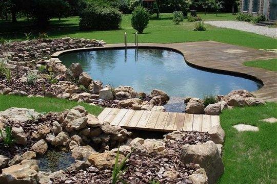 Jardin piscines de r ve for Prix piscine biologique