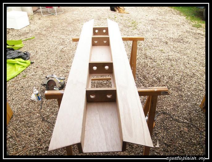 fabrication de ma rampe d 39 clairage hqi. Black Bedroom Furniture Sets. Home Design Ideas