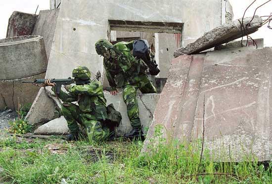 Battlefield2 - 11 ème régiment d'infantrie