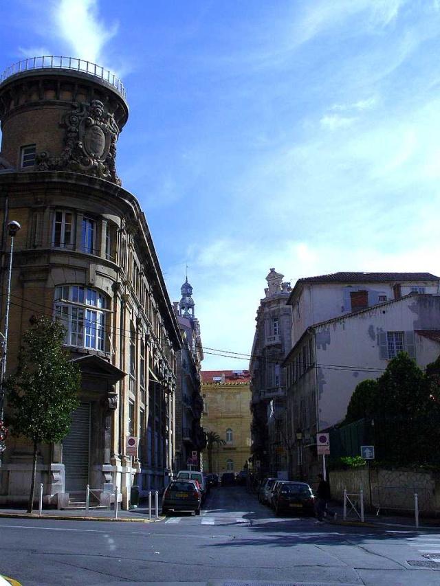 Restaurant Rue Peiresc Toulon