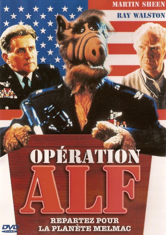 Opération Alf affiche