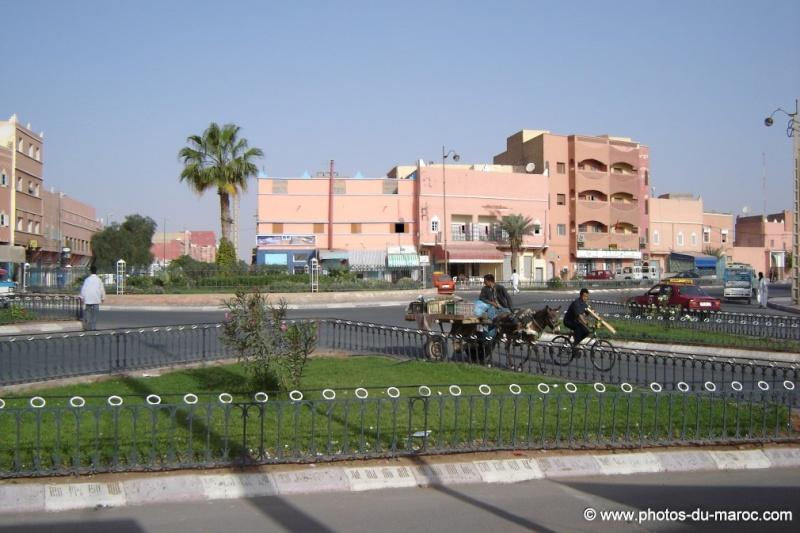 مدينة كلميم الصّحراء