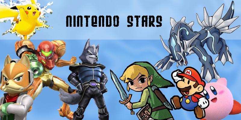 Nintendo Stars