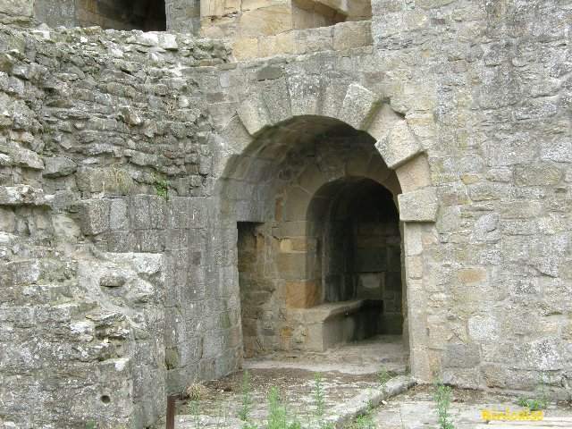 Château de la Hunaudaye. 2/2 dans Bretagne p8191018