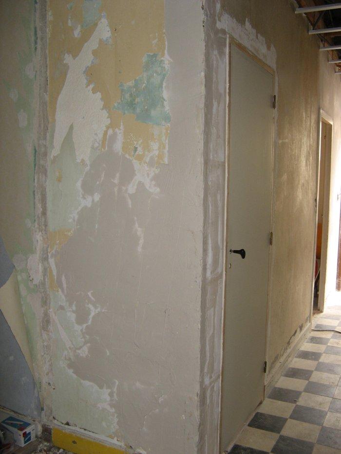 les murs ont des oreilles et les bricolos ont des claviers - Peinture Epaisse Pour Cacher Defauts