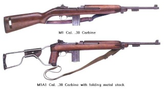 NZ M1 Carbine Collectors Group