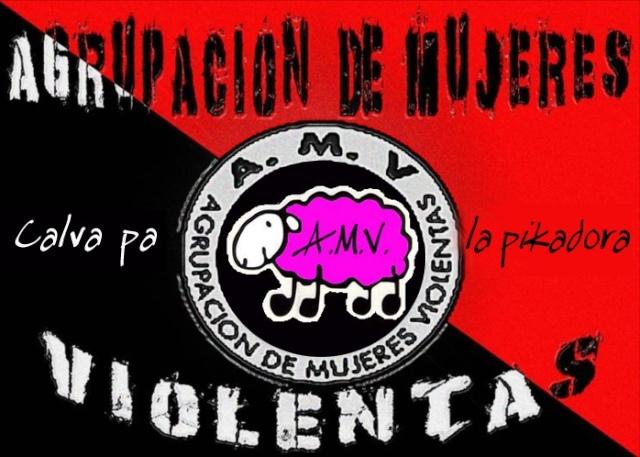Agrupacion de Mujeres Violentas