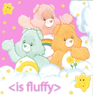 is fluffy
