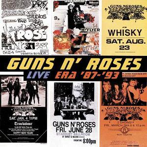 Guns N' Roses Live Era '87-'93