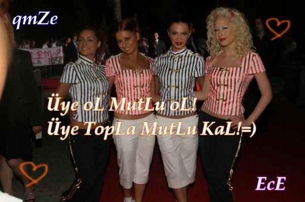 qRuP HEPSİ FaN !