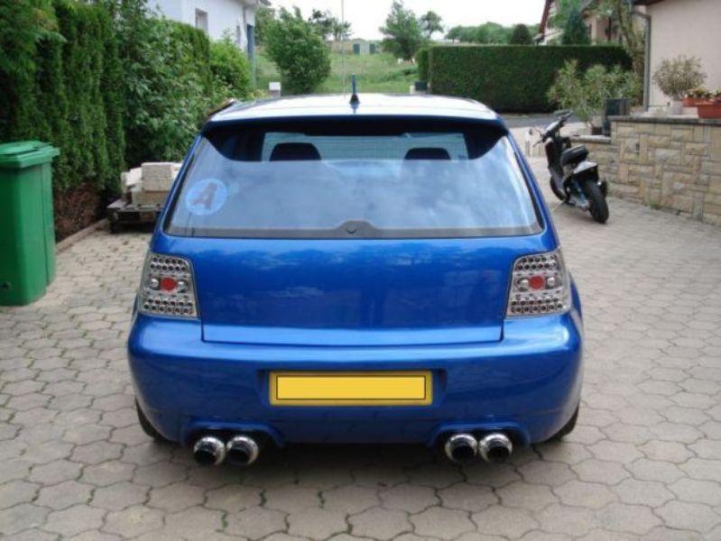 Golf iv v6 4motion de c dric garage des golf iv 2 0 2 for Garage volkswagen 95