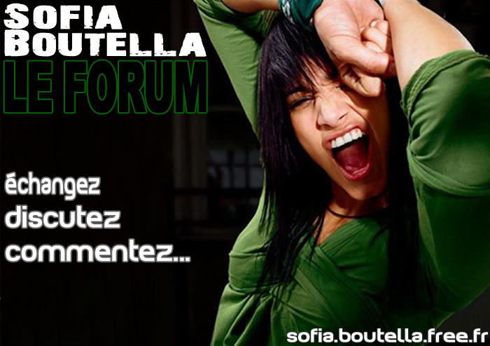 Sofia Boutella Forum