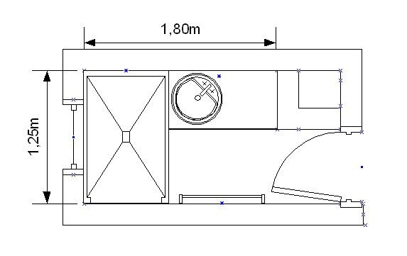 Amenager une petite salle de bain en longueur maison for Comment faire une salle de bain