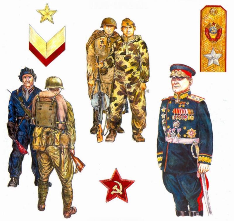 Uniformes y condecoraciones - Foro Segunda Guerra Mundial
