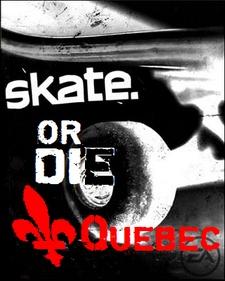 Skateboard Québec