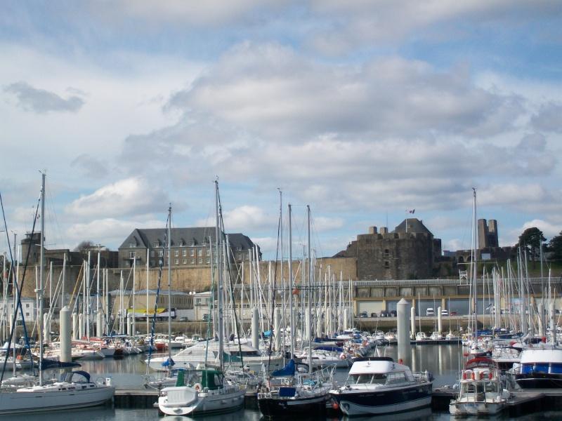 le port de plaisance de brest chateau
