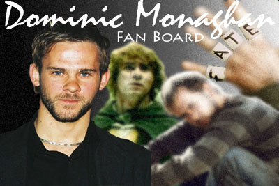 Dominic Monaghan Fan Board