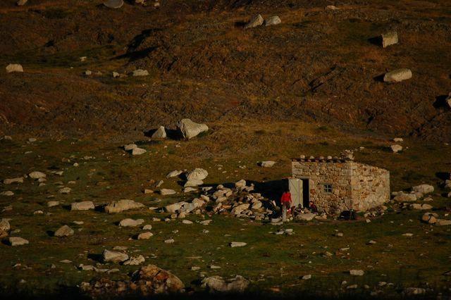 Cabane de Rouzet