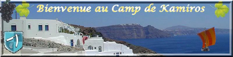 CAMP de KAMIROS