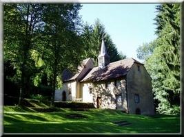 La chapelle Saint George de Llyda
