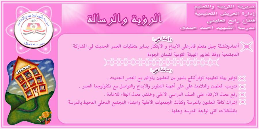 مدرسة احمد حمدى الابتدائية