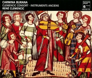 CARMINA BURANA 3CDs