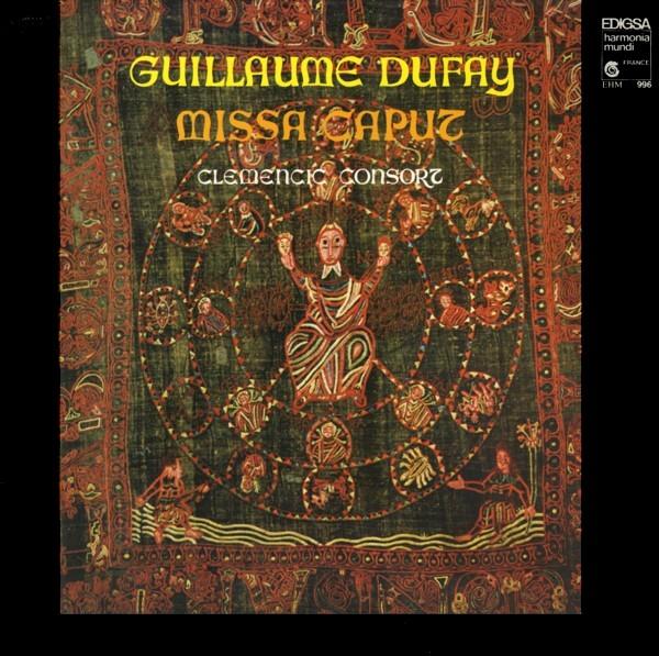 DUFAY MISSA CAPUT