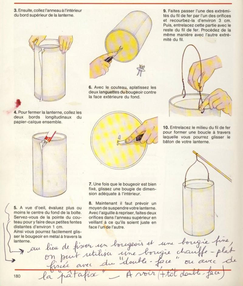 fabrication de lanternes pour la soir 233 e de la martin 224 wangen
