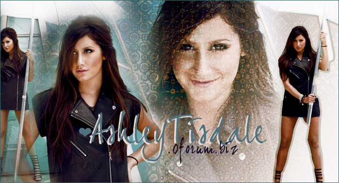 Ashley Tisdale Fan