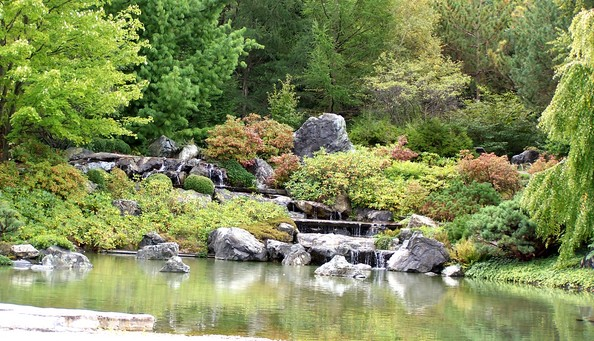 Jardin botanique montreal quebec canada for Jardin botanique 78