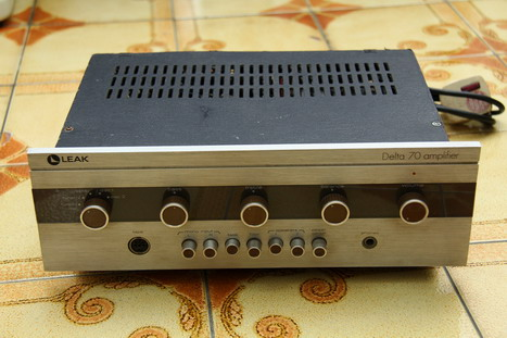 Leak Delta 70 Integrated Amp Used Sold