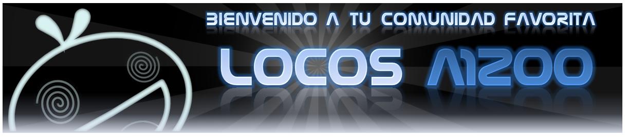 LOCOS A 1200