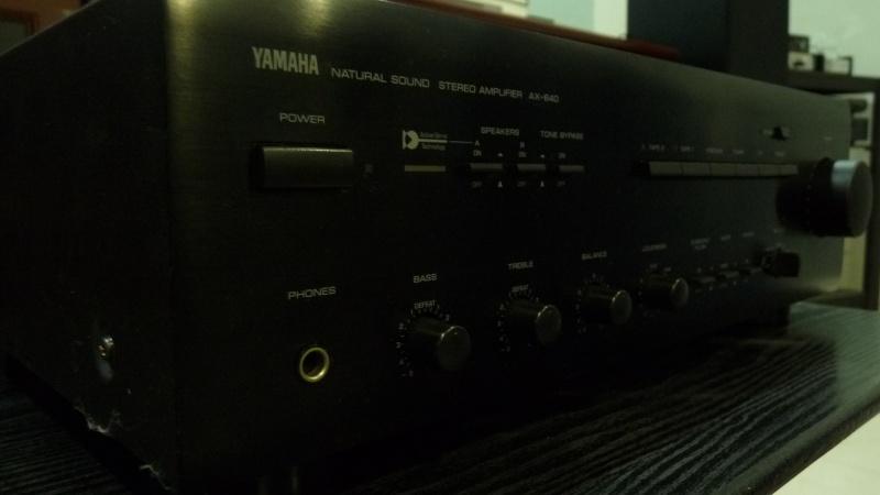 Yamaha Integrated Amplifier Malaysia