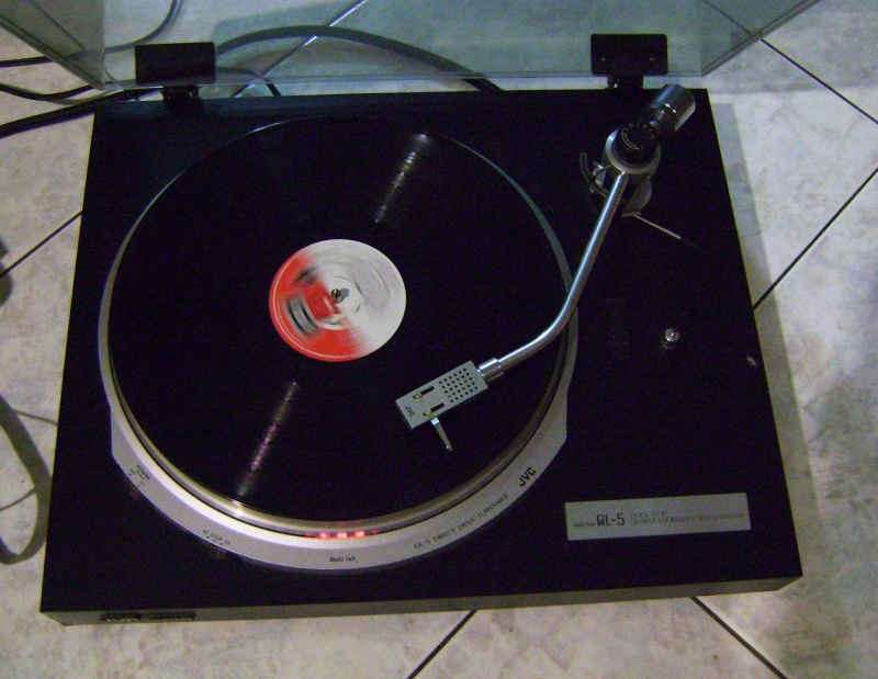 Jvc Ql 5 Turntable Used Sold