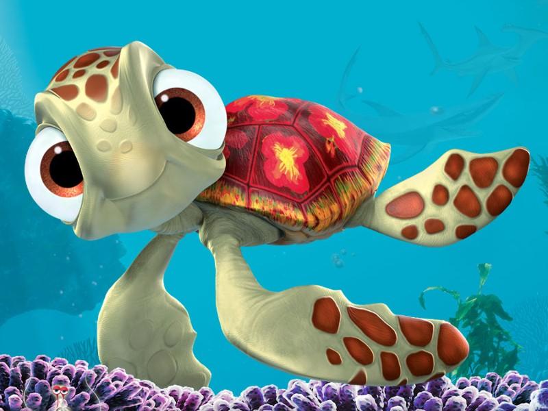 Fonds d'écran Le monde de Nemo
