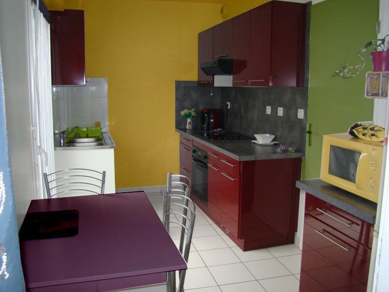 Quel couleur au murs pour ma cuisine page 2 - Cuisine rouge quelle couleur pour les murs ...