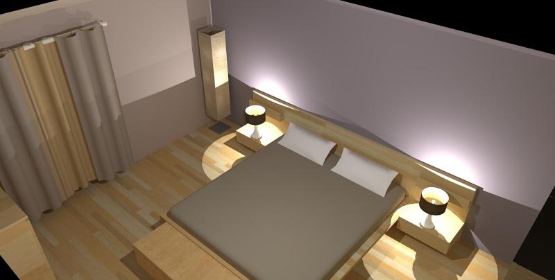 Chambre Wenge Et Taupe : La chambre de la mort: le choix des meubles… help – Page 6