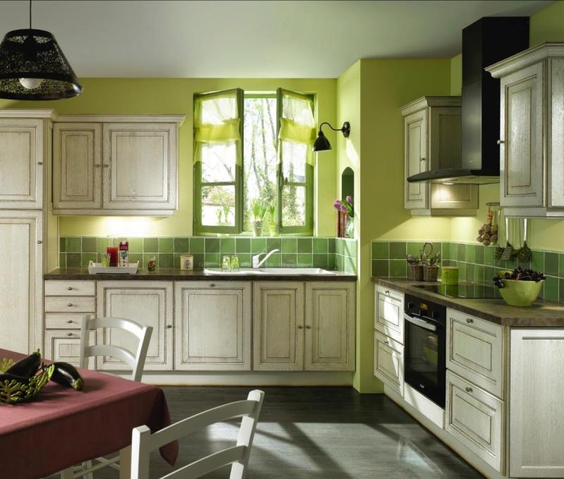 Quelle couleur des murs choisir pour cette cuisine for Couleur pour une cuisine