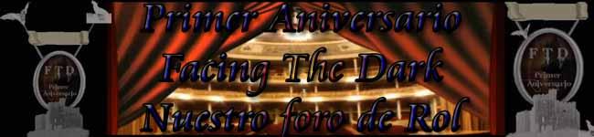 Primer Aniversario Facing The Dark (Off Roll)