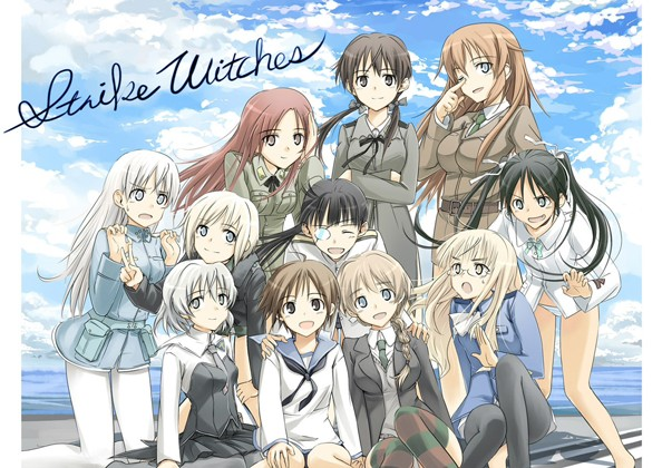 Strike Witches Rol