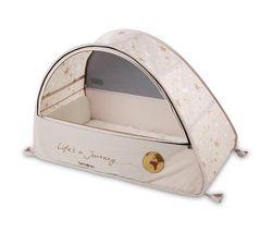 lit de voyage bulle pop up samsonite. Black Bedroom Furniture Sets. Home Design Ideas