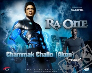 Akon - Chammak Challo (OST. Ra.One)