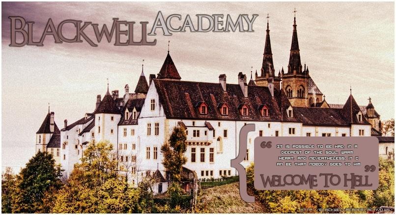 Blackwell•Academy